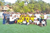 THE INVINCIBLES: Laxmi Prasad Sports Club, Mapusa