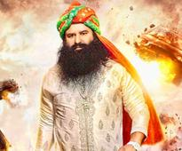 Dr. MSG conferred with the Bright Award for Best Actor and Most Versatile Personality of the Year