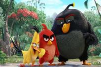 Movie \\'Angry Birds\\' showing at Star Cineplex