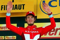 Zakarin races alone for Russian victory as Froome tightens grip
