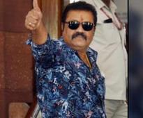 Suresh Gopi takes oath as Rajya Sabha member