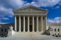 Supreme Court Temporarily Blocks North Carolina's Redistricting Ruling