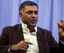Nikesh Arora's pay packet at SoftBank almost halved last year, but at $73 mn quite a sum