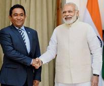 Maldives' security, stability in India's interest: Narendra Modi