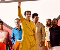 Sena takes dig at PM, asks Modi to attack Pak if it's medling in Guj polls