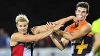 Davis injury a blow to GWS defence