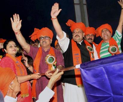 Amarnath yatra begins amid multi-tier security