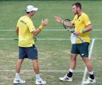 Davis Cup: Australia beat Slovakia in World Group playoff
