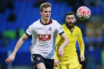 New Arsenal signing Rob Holding ready to fight for place with Mertesacker, Gabriel, Koscielny and Chambers