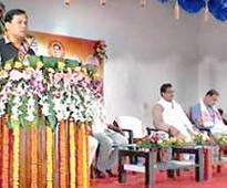 State BJP executive meet held at Rangiya