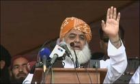 Maulana Fazl says JUI-F will pacify KP through Jirgas