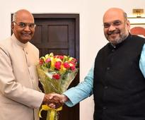Presidential Election 2017: Ram Nath Kovind to meet Mehbooba Mufti and seek support on 28 June