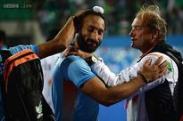 HIL: Sardar Singh suspended for 'inappropriate physical' contact