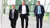 Dan Ashworth's delight with Sam's arrival at St. George's Park