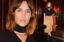 M&S collaborates with Alexa Chung to attract younger customers