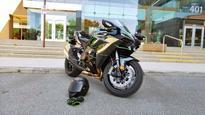 2016 Kawasaki Ninja H2 road trip