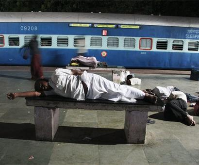 The great Indian railways and a little app