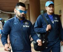 Virat Kohli credits Anil Kumble for channelling his aggression to some extent