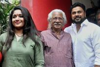 Dileep explains why it took 5 years to work with Kavya again
