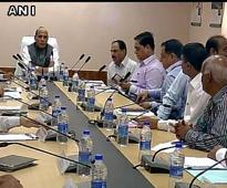 Rajnath reviews coastal security, development and governance issues in Diu