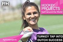 Turkey TAP into Dutch success