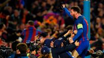 In pics: Relive Barcelona's magical comeback against Paris Saint-Germain