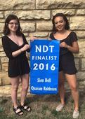 Debate team opens with wins in Atlanta, Kansas City