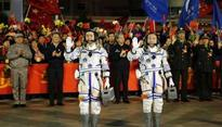 China launches longest space mission