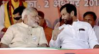 Talks on with BJP for an alliance in UP polls: Ram Vilas Paswan