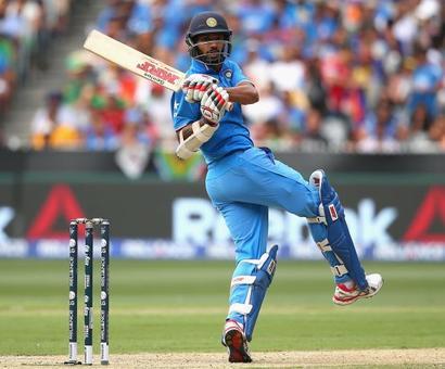 Deodhar Trophy: Dhawan guides India B to 27-run win
