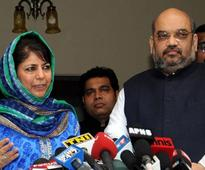 BJP sets deadline for PDP over govt formation in Jammu and Kashmir