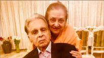 51 years and still going strong! Dilip Kumar and Saira Banu celebrate their anniversary with friends and family