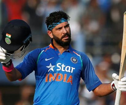 Yuvraj's fight against cancer made him a role model: VVS Laxman
