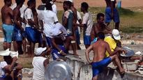 Gangs clash inside Brazil prison, site of recent massacre