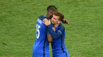 Antoine griezmann admits interest in playing alongside paul pogba at club level