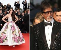 100 years of Indian cinema: Bachchan And Kapoor celebrate at Cannes
