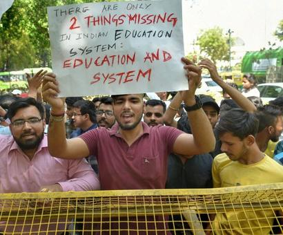 CBSE papers leak: Police questions school principal for over six hours