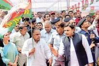 Akhilesh-led SP, Cong, RLD may form grand alliance