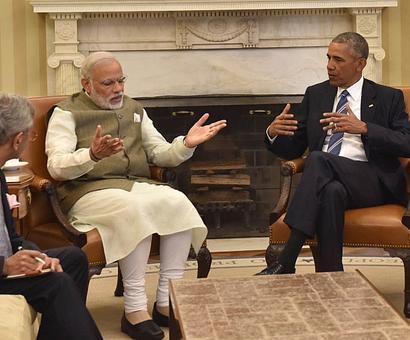 Modi explores the frontiers of non-alignment