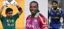 Babar Azam, Sangakkara, Gayle join Karachi Kings for PSL 2