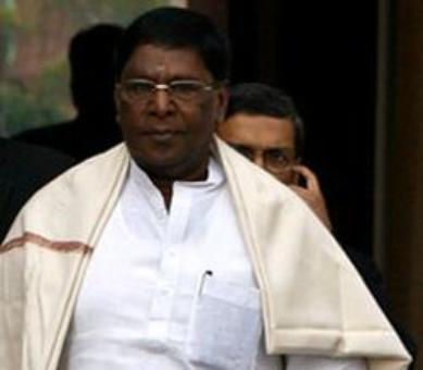 Narayanasamy to become new chief minister of Puducherry