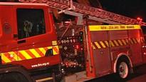 Fire fighters tackle house fire in Palmerston North