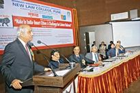 BVDU holds national one-day workshop on labour reforms