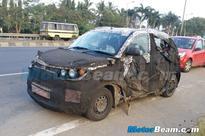 Mahindra S101 Compact SUV to be named as XUV100