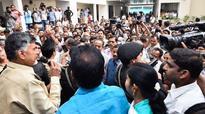 Andhra Pradesh administration finally shifts to new capital