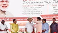 Kandla Port development: PM lays foundation stone for projects worth Rs 993 crores