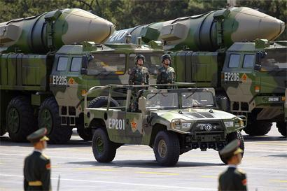 China's PLA held live drills with 100 ballistic missiles: Report