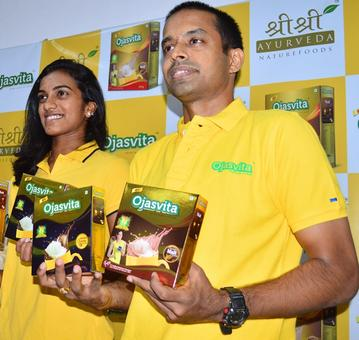 Series of felicitation programs has not distracted Sindhu