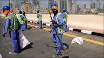 Stranded in the Gulf, duped Indian workers call for help
