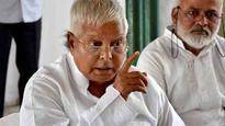 Lalu to select RJD candidates for Rajya Sabha and Bihar Legislative Council